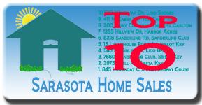 Sarasota's Top 10 real estate sales