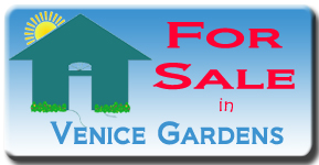 The all the current Venice Gardens listings for sale in Venice