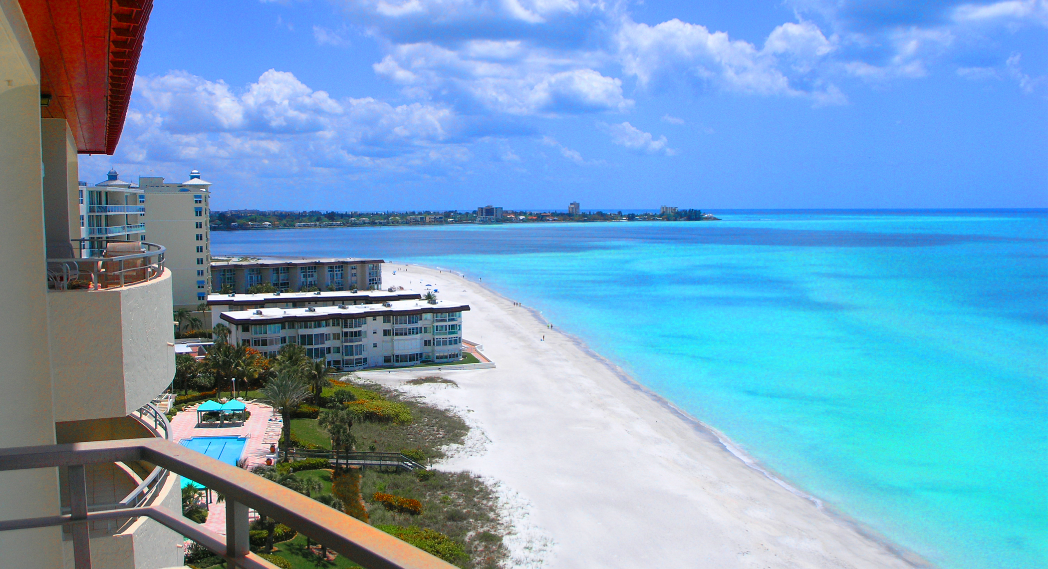 Key Tower South On Lido Key Beachfront Condos For Sale