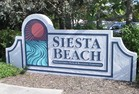 Siesta Key Beach Entry