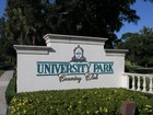 University Park Sarasota Real Estate for Sale Golf Course gated