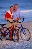 Biking on Siesta Key