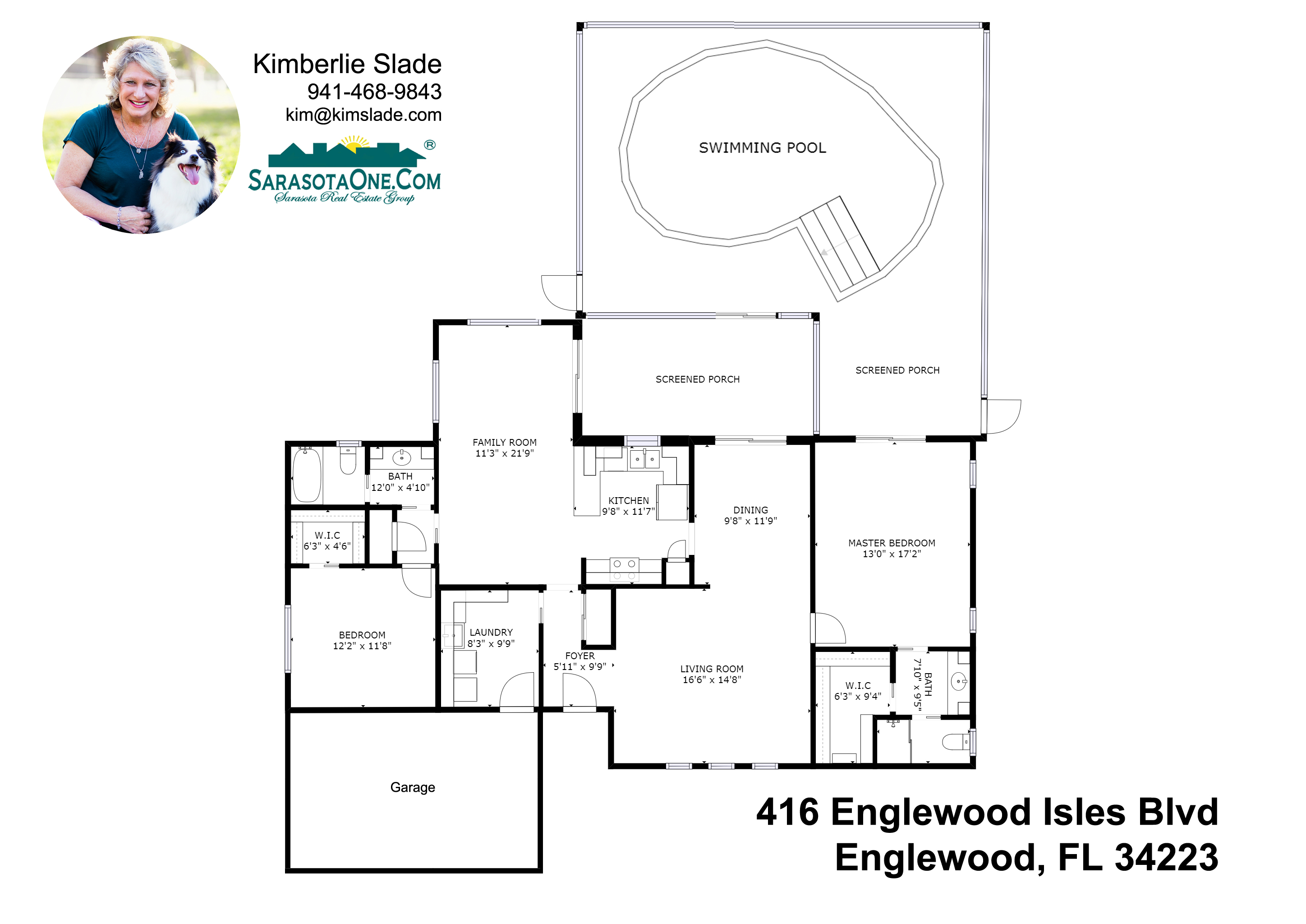 416 Englewood Pkwy in Englewood Isles - Just Listed