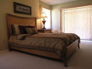 4410 Little John - Master Bedroom