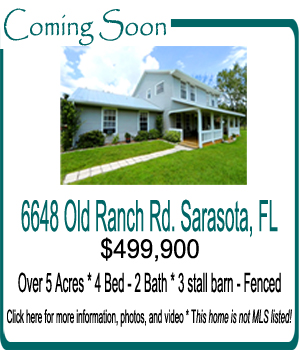 6648 Old Ranch is for Sale