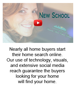 Nearly all home buyers start their home search online.  Our use of technology, visuals, and extensive social media reach guarantee the buyers looking for your home  will find your home.