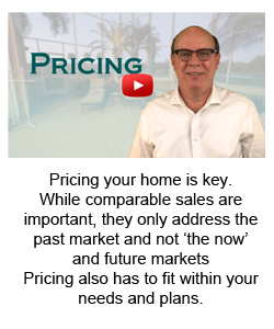 Pricing your home is key.  While comparable sales are important, they only address the past market and not 'the now' and future markets  Pricing also has to fit within your needs and plans.