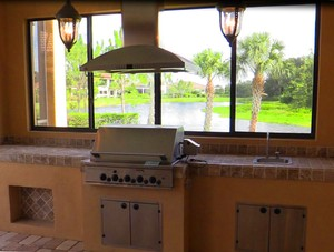 Summer Kitchen at 3566 Founders Club Dr, Sarasota, FL