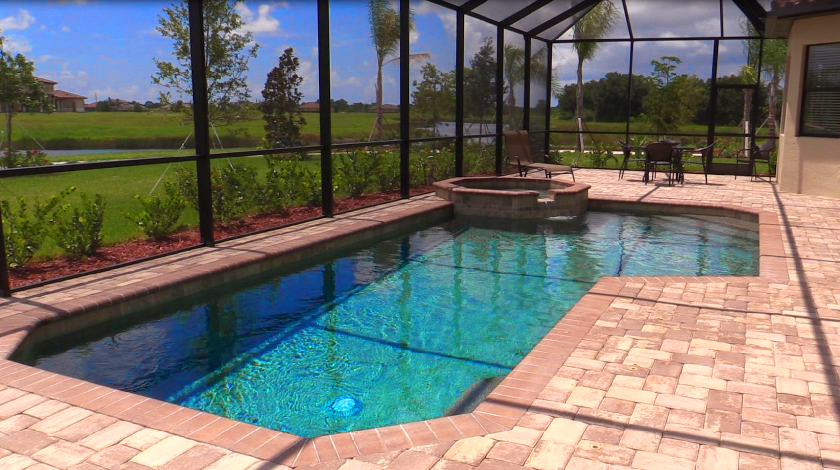 Gran paradiso venice florida real estate for sale for Florida pool homes