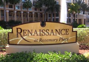Renaissance Sarasota Entry