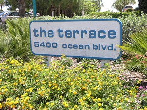 Located in Siesta Key Village is the uber Luxurious Condo...The Terrace