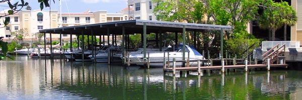 Osprey Harbor Village - The Wet Slips at Bellagio