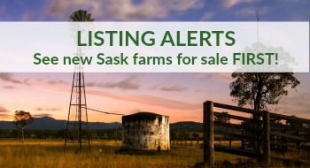 See New Sask farms for sale FIRST! - Land for Sale in SK