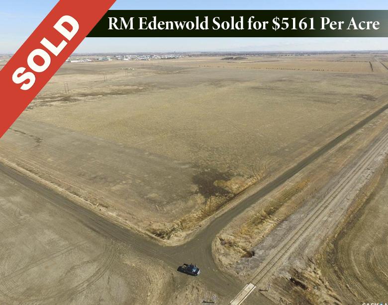 Selling land by Regina sk
