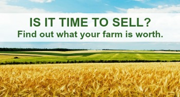 IS IT TIME TO SELL? - Find out what your farm is worth. - SK Farm Land for Sale