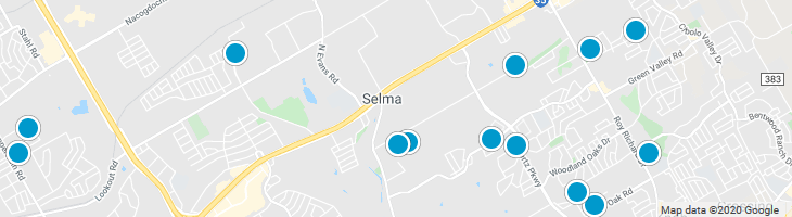 Search By Map : Selma Texas Homes For Sale