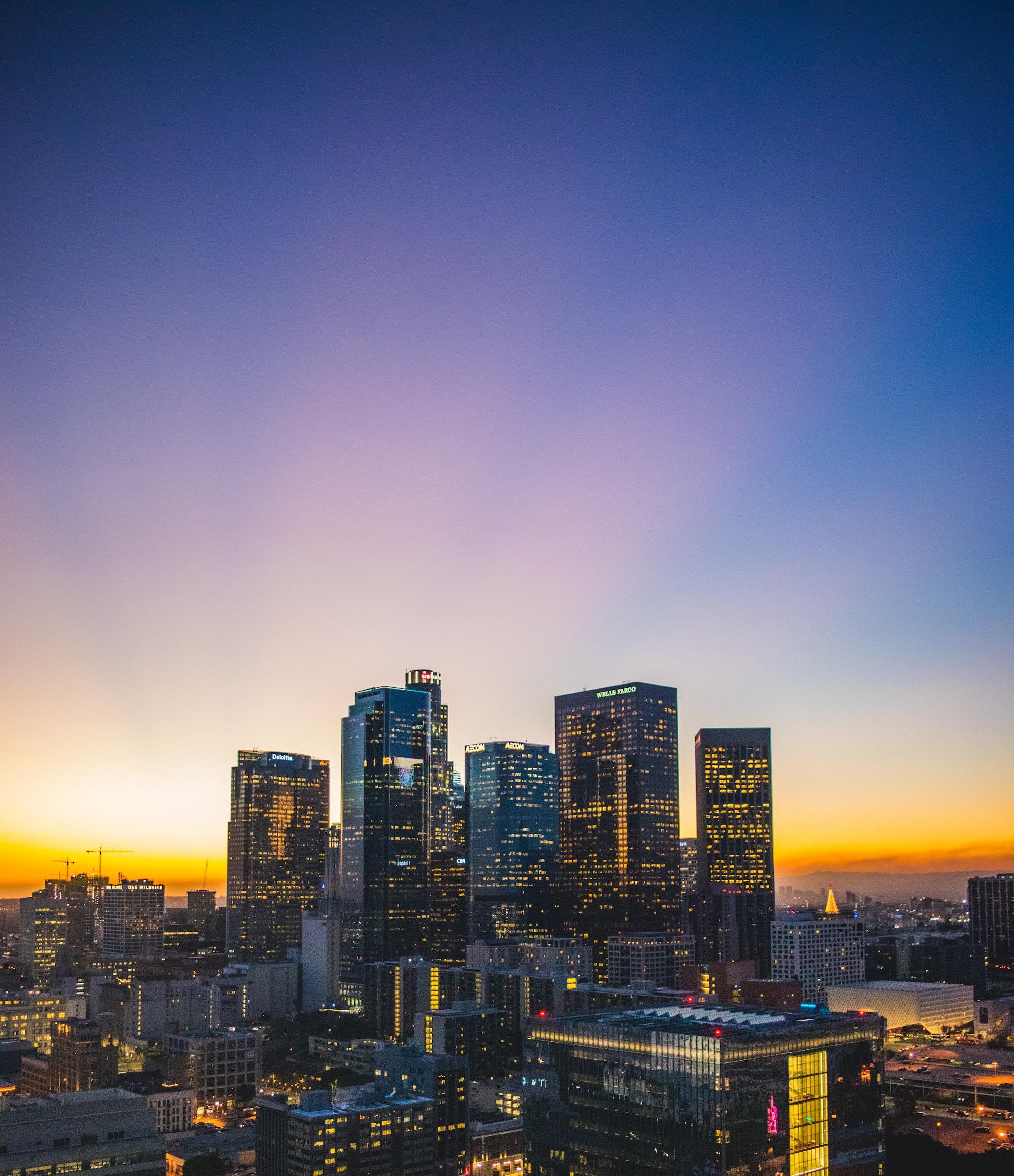 Downtown Los Angeles, CA - Saul Galvan Real Estate