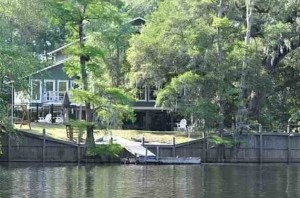 Waccamaw River Home