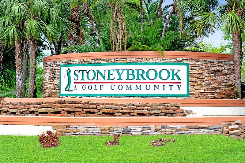 Stoneybrook Sign