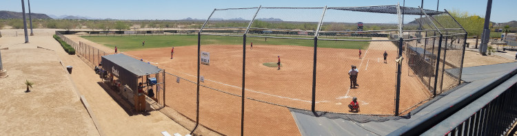 Amazing amount of baseball teams train in Arizona