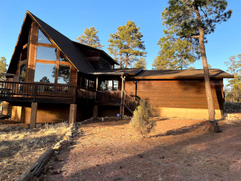 Payson Arizona Cabins