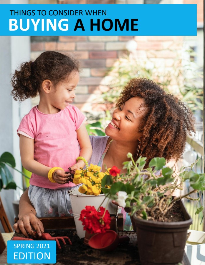 Buyers guide to buying a home spring 2021