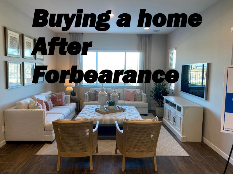 Buying a home after forbearance in Arizona