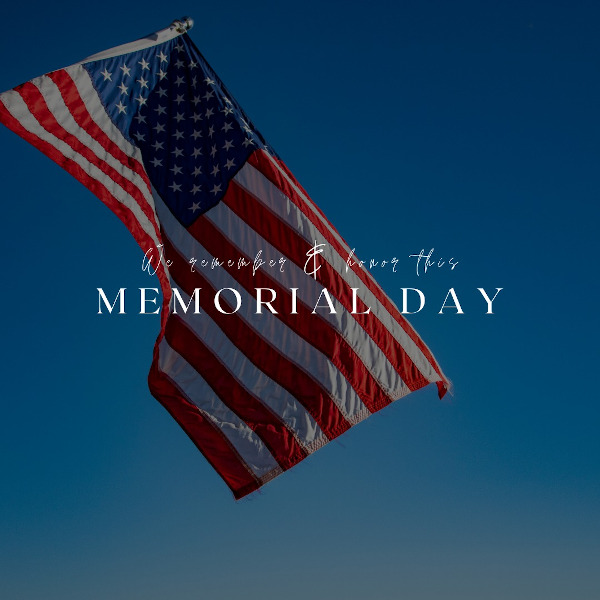 Happy Memorial Day 2020