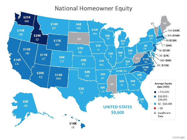 Map of Equity