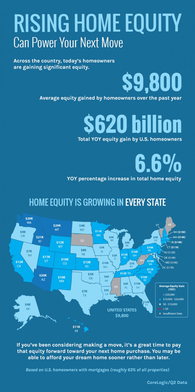 Infographic Home Equity