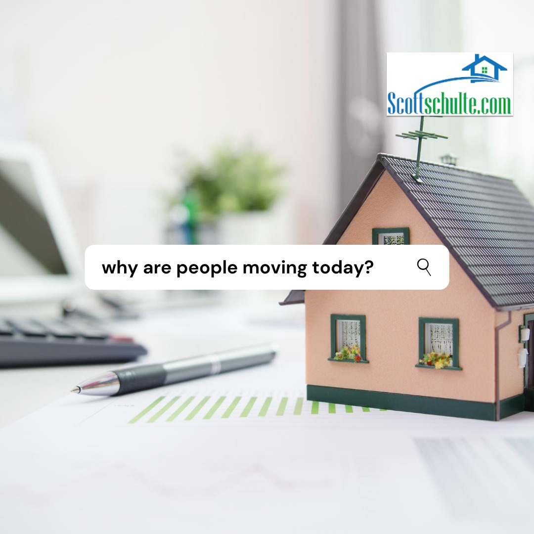 why are people moving