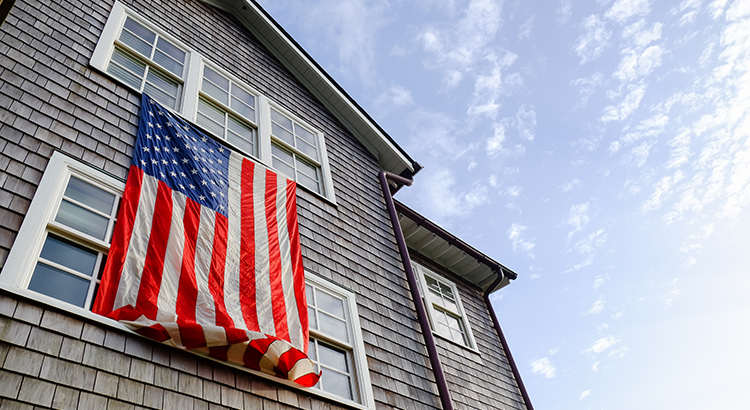 American Flag | Why Elections Won't hurt Real Estate