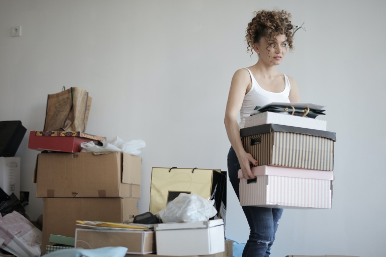Tips for Downsizing and Decluttering
