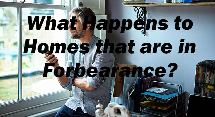What Happens After forbearance