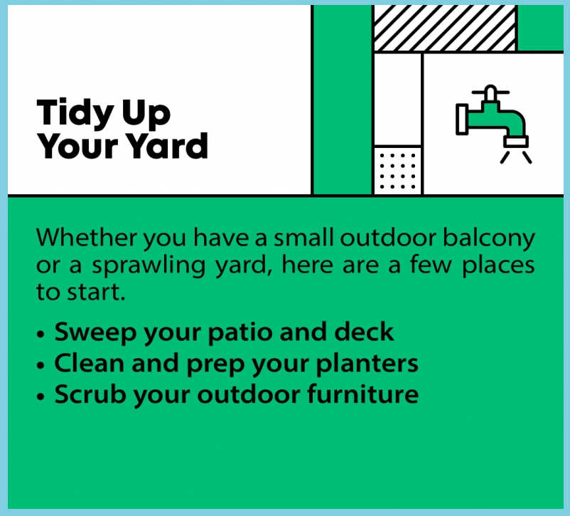 Clean up your front yard for curb appeal