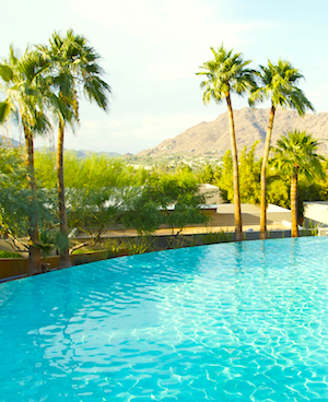 Dream Pools in Paradise Valley Custom Homes