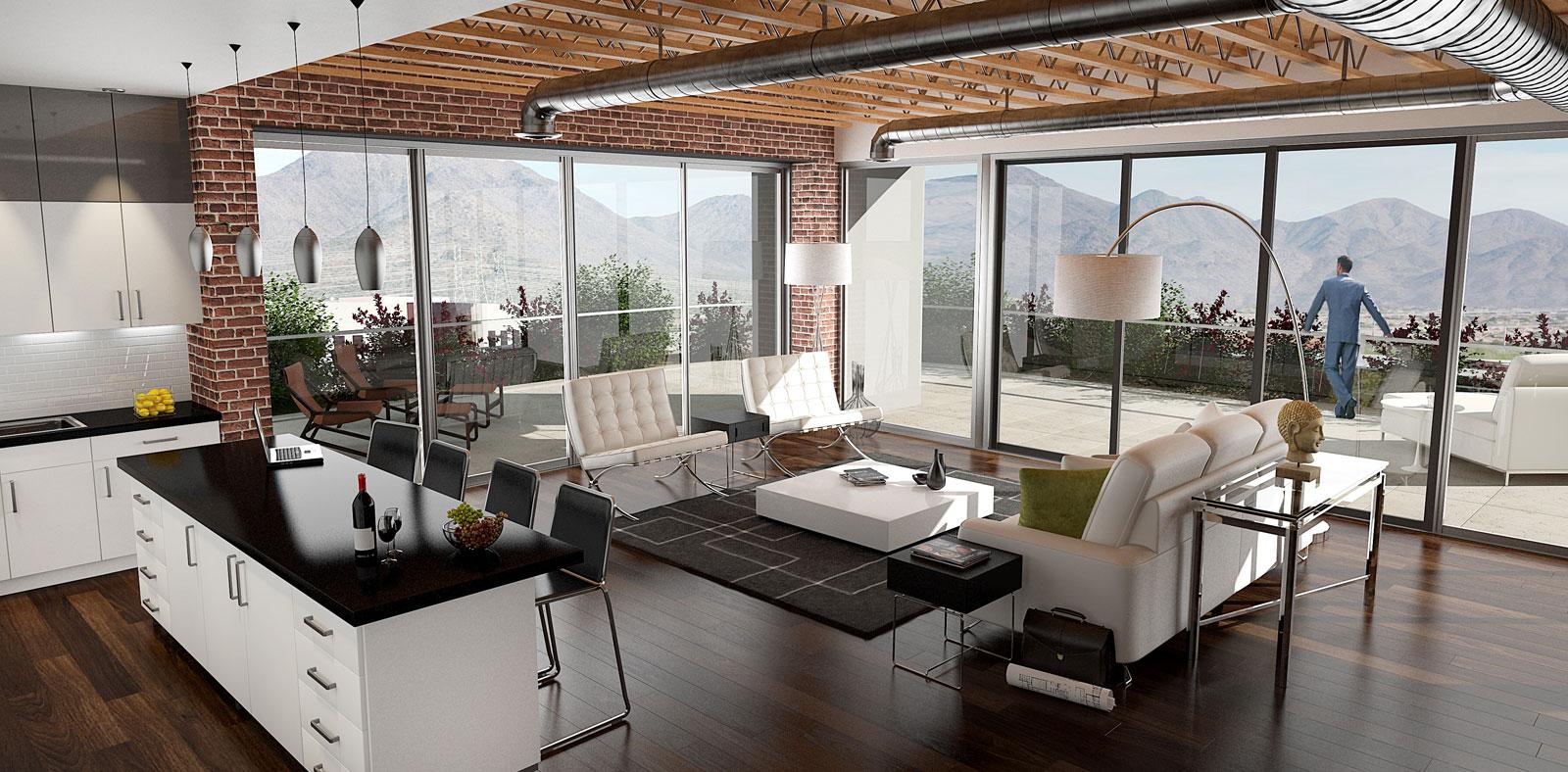 Scottsdale Luxury Condo