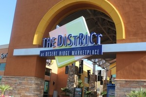 The Disctrict in Desert Ridge