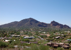 scottsdale homes for sale with mountain views