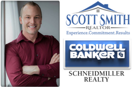 Image of Scott Smith Realtor at Coldwell Banker Schneidmiller Realty