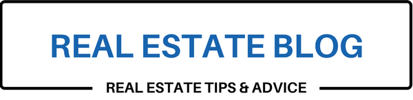 Image of a Real Estate Blog Button