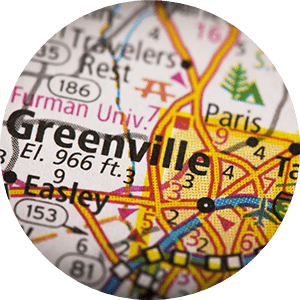 Simpsonville Real Estate Map Search