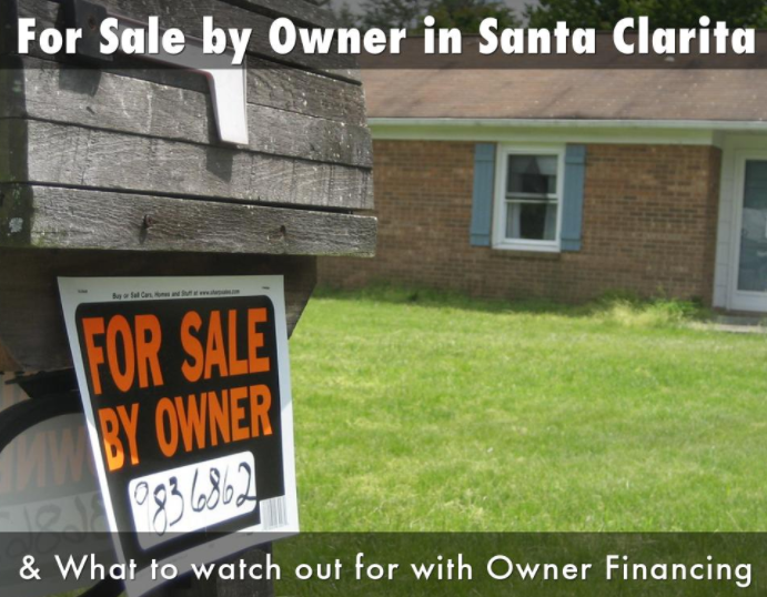 Santa Clarita for sale by owner properties