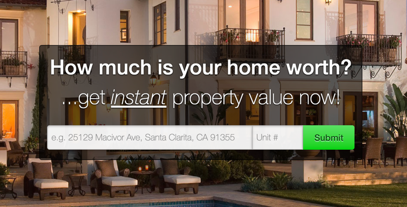 What is your home currently worth?