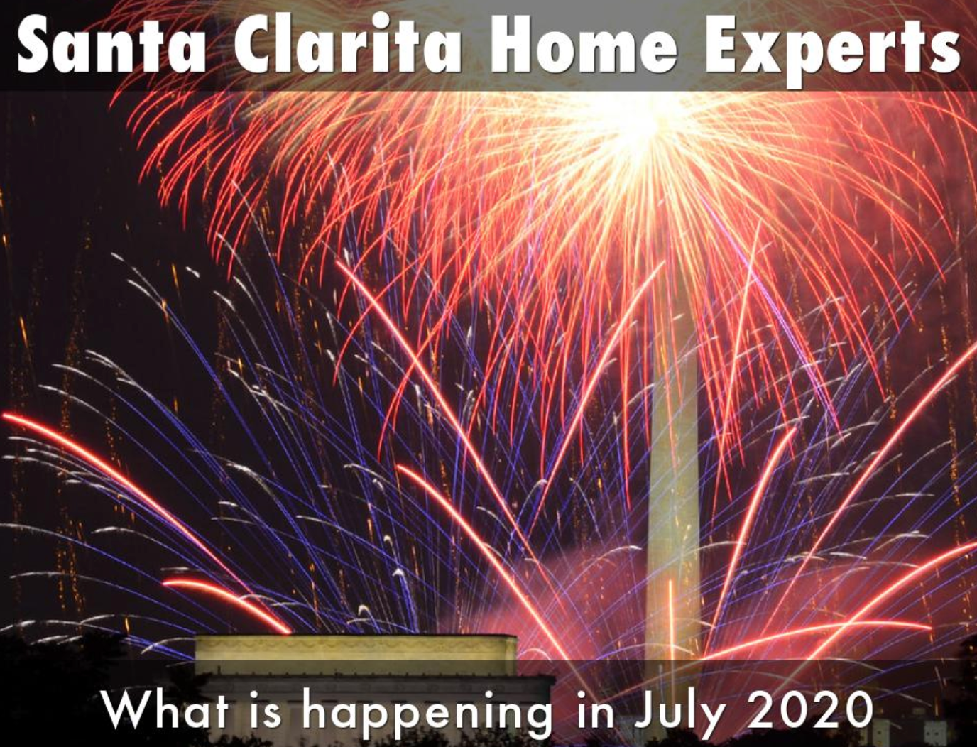 Santa Clarita home experts real estate update and news