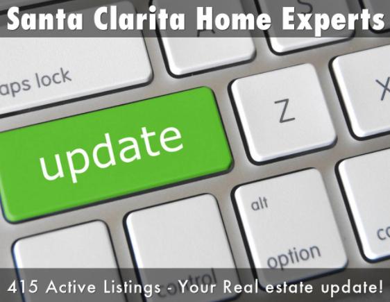 Santa Clarita news for real estate website