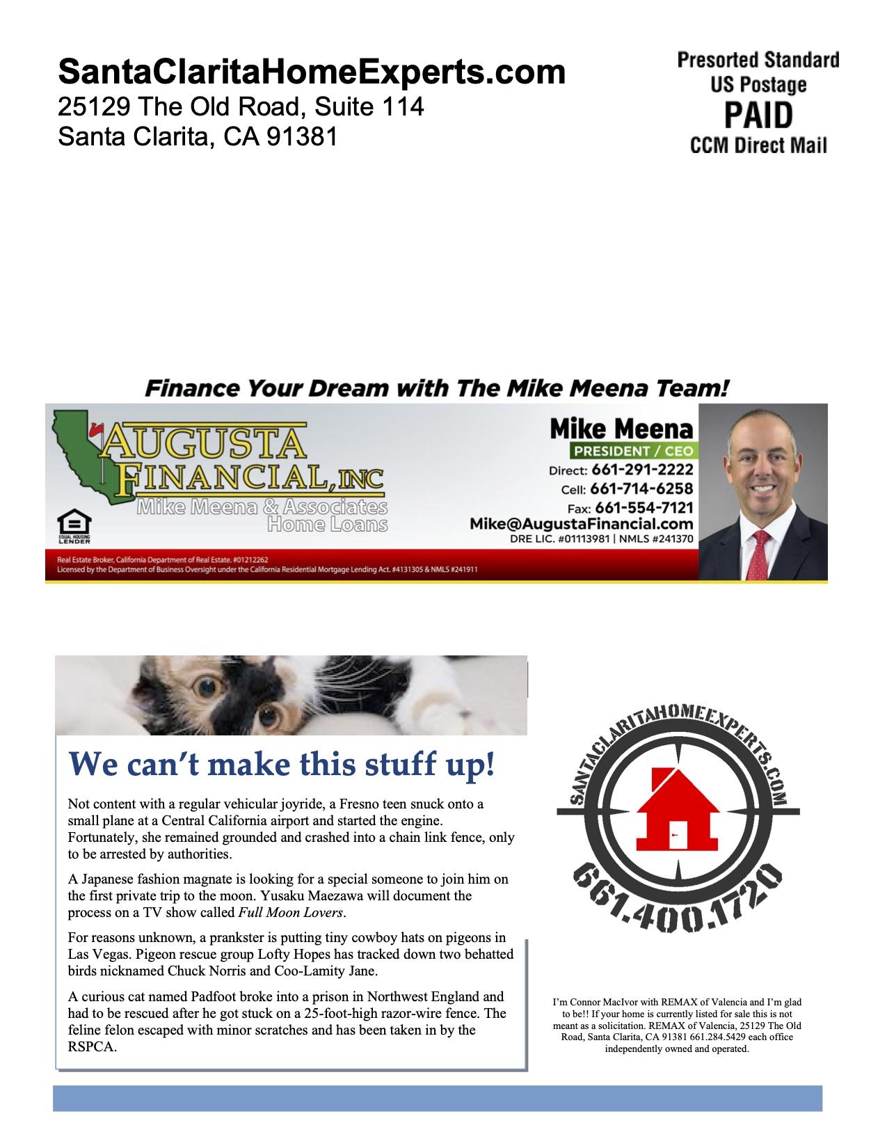 Santa Clarita news page 4