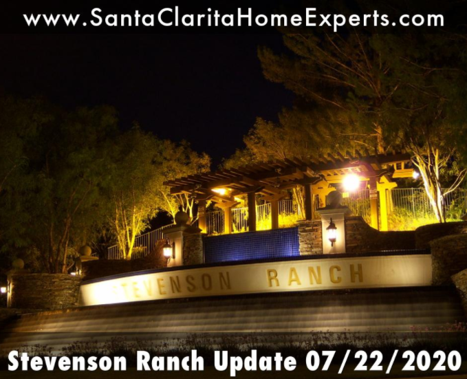 Stevenson Ranch real estate market update and housing news by the experts