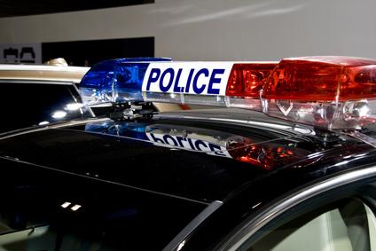 LAPD police crime scene covid19