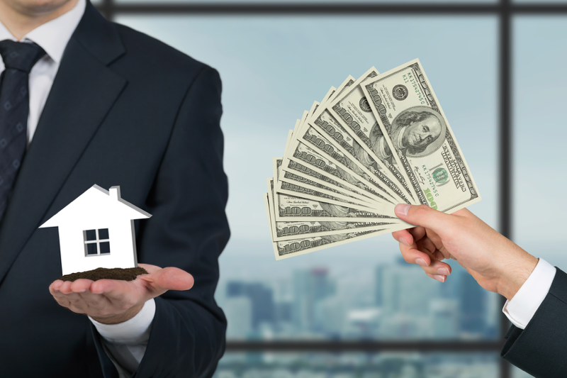 Santa Clarita real estate market and buyers offering overage in cash